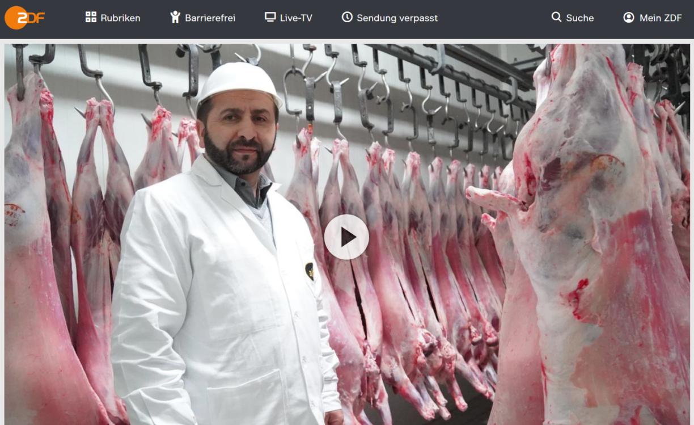 ZDF-Doku: Halal - Das große Geschäft mit muslimischen Kunden