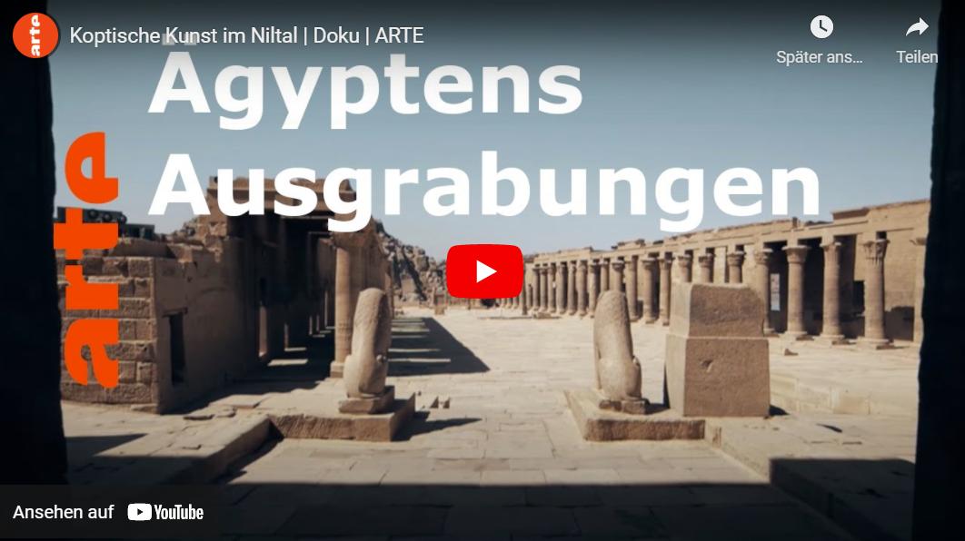 ARTE-Doku: Koptische Kunst im Niltal