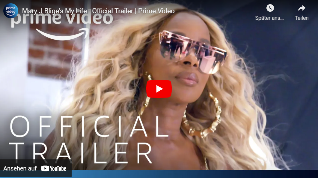 Prime Video: Mary J. Blige's My Life