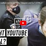 STRG_F: Querdenker - Wie radikal machen YouTube, Telegram und Co.?