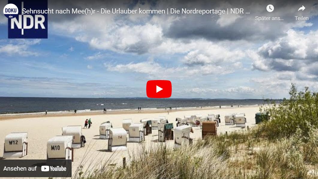 NDR-Doku: Sehnsucht nach Mee(h)r - Die Urlauber kommen