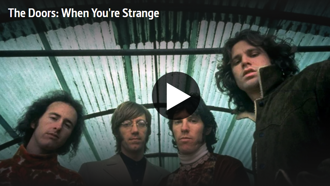 ARTE-Doku: The Doors - When You're Strange