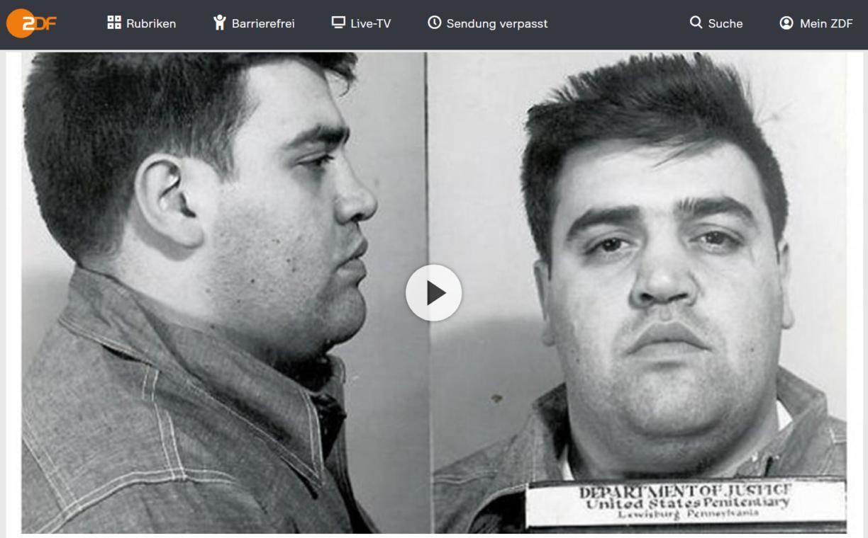 ZDF-Doku: Vincent Gigante - Mafia Killer / Die Gangs von New York