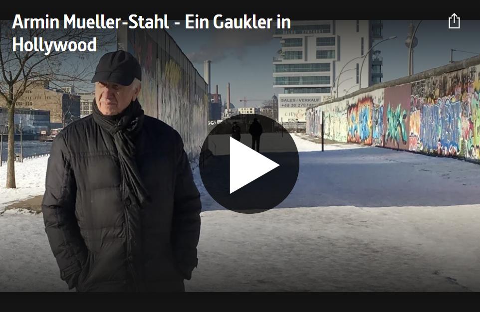 ARTE-Doku: Armin Mueller-Stahl - Ein Gaukler in Hollywood