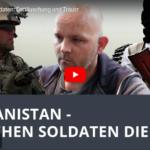 MDR-Kurzdoku: Bundeswehrsoldaten - Enttäuschung und Trauer