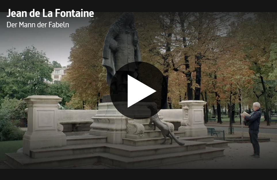 ARTE-Doku: Jean de La Fontaine - Der Mann der Fabeln