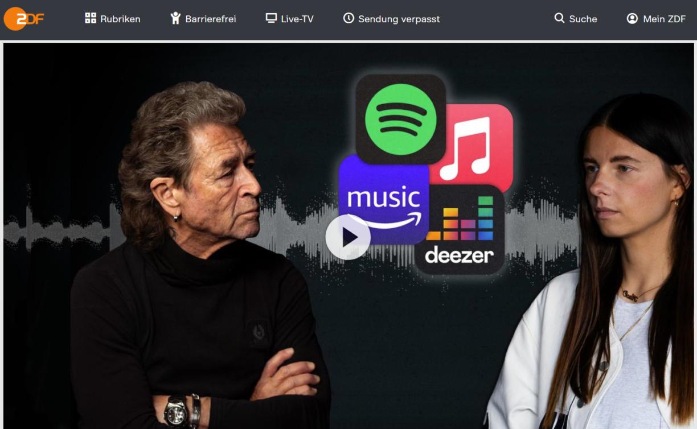 ZDF-Doku: Kampf um Klicks - Wer kassiert beim Musikstreaming?