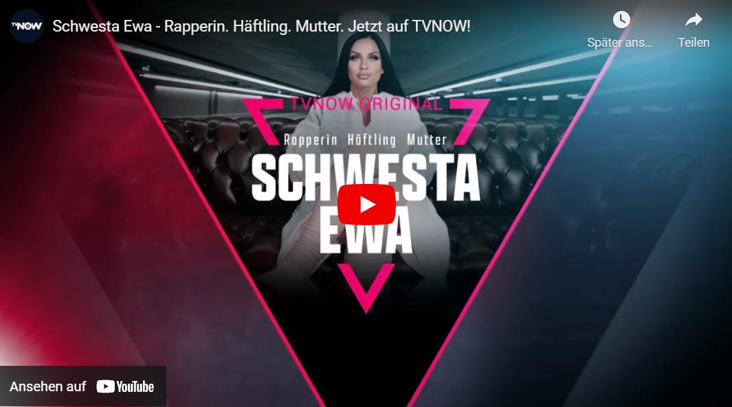 TVNOW-Doku: Schwesta Ewa – Rapperin. Häftling. Mutter.