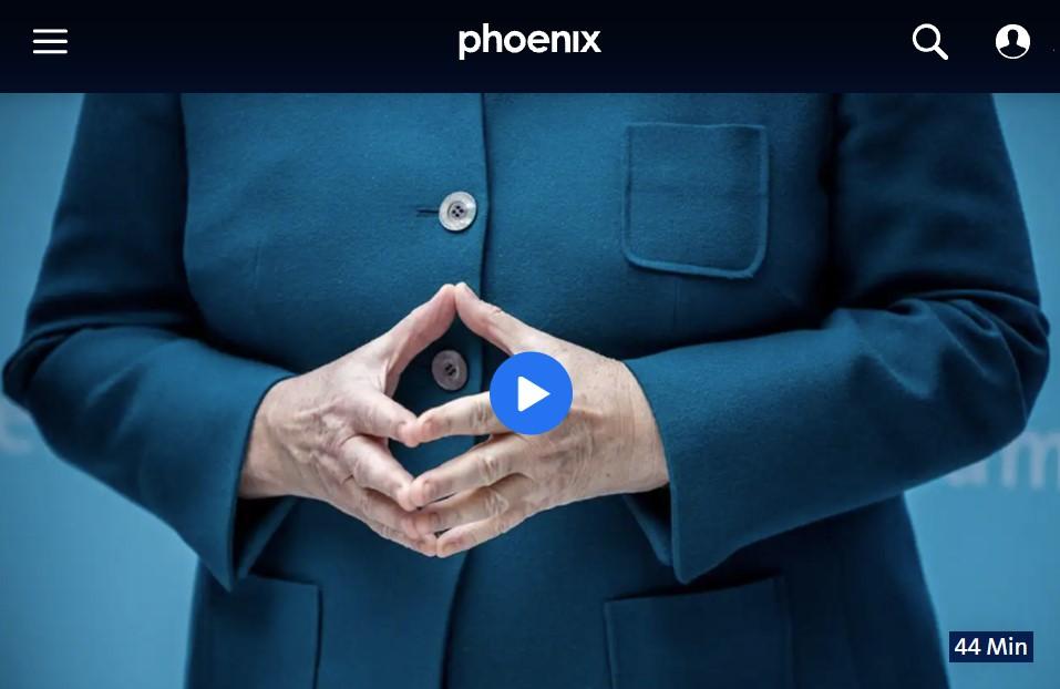 phoenix-Doku: Angela Merkel - Die Langzeitkanzlerin (2 Teile)
