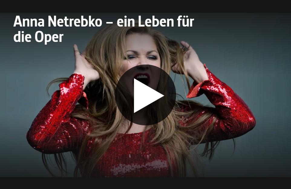 ARTE-Doku: Anna Netrebko – ein Leben für die Oper