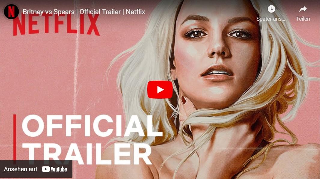 Netflix-Doku: Britney vs Spears