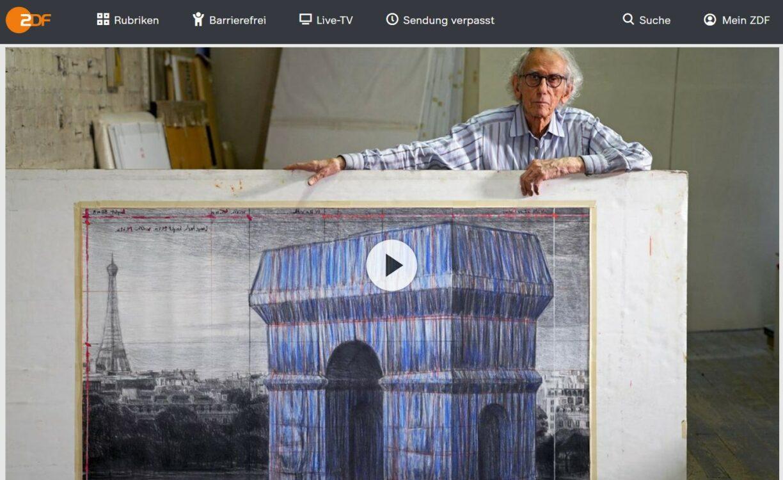 ARTE-Doku: Christo und Jeanne-Claude - Die Kunst des Verhüllens