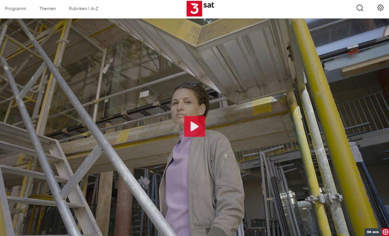 3sat-Doku: Frauen bauen