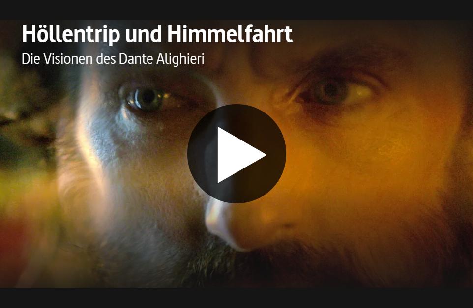 ARTE-Doku: Höllentrip und Himmelfahrt - Die Visionen des Dante Alighieri