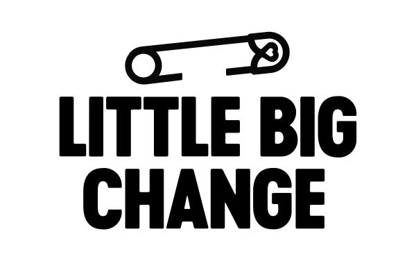 Little Big Change: Windeln mit politischer Botschaft als »Offline-Shitstorm«