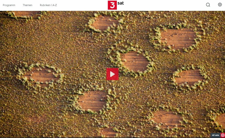 3sat-Doku: Namibia - Das Geheimnis der Feenkreise