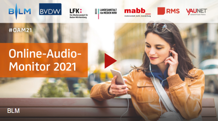 »Online-Audio-Monitor (OAM) 2021«