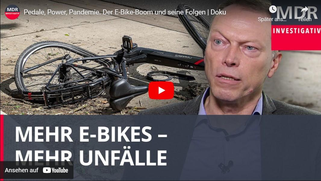 MDR-Doku: Pedale, Power, Pandemie. Der E-Bike-Boom und seine Folgen