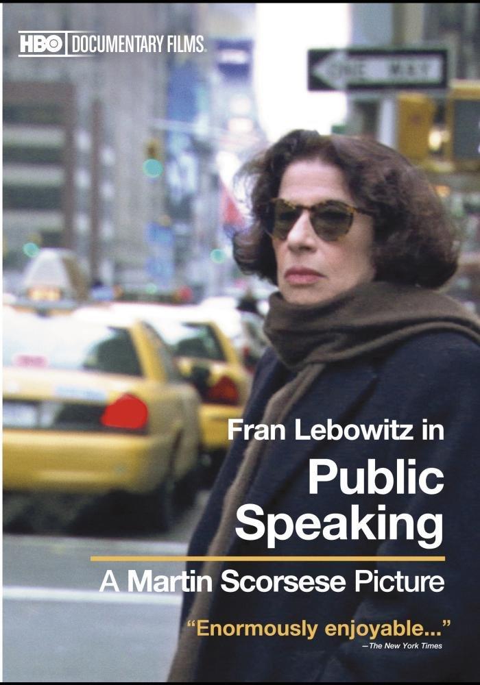 HBO-Doku: »Public Speaking« - Martin Scorseses porträtiert Fran Lebowitz (2010)
