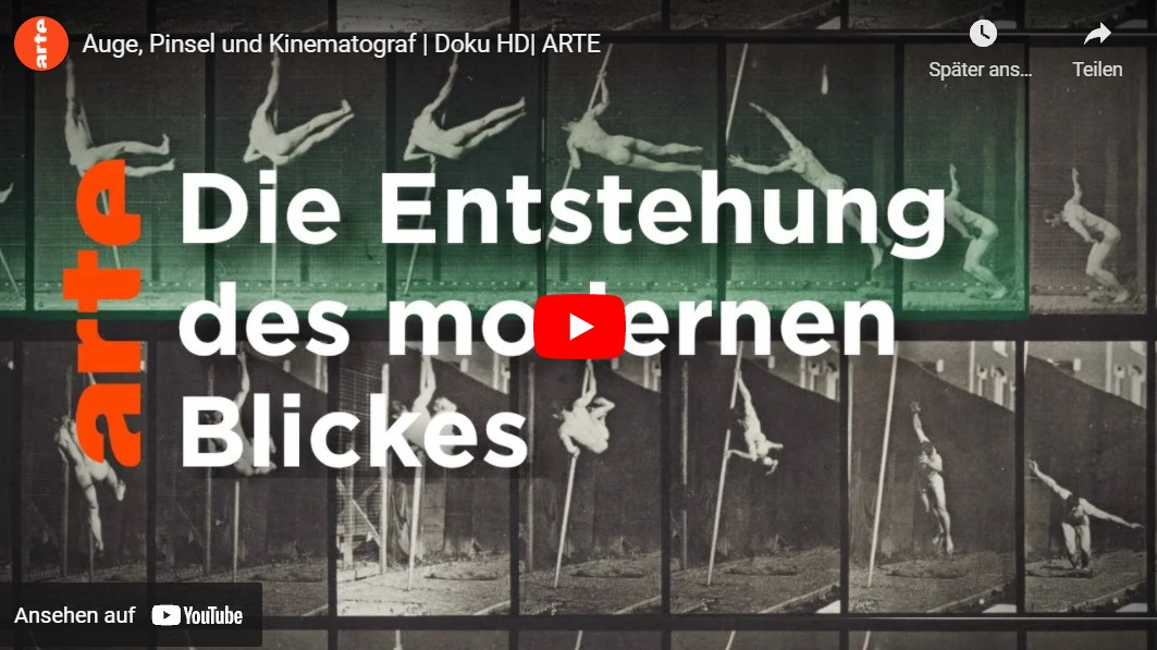 ARTE-Doku: Auge, Pinsel und Kinematograf
