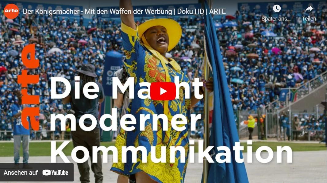 ARTE-Doku: Timothy Bell, der Königsmacher - Mit den Waffen der Werbung
